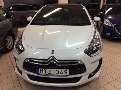 begagnad Citroën DS5 2.0 HDi (163hk) -12 SPORT