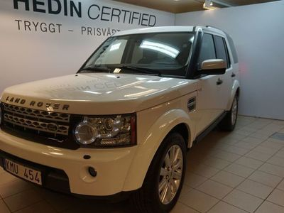 begagnad Land Rover Discovery 4 3.0 TDV6 4WD Aut