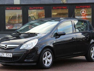 begagnad Opel Corsa 1.2 Enjoy 5-d Pluspaket 2012, Kombi 54 900 kr