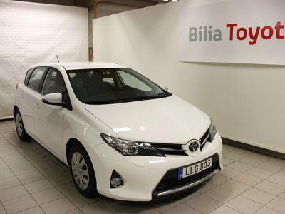 begagnad Toyota Auris 1.4 Active 5d
