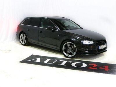 begagnad Audi A4 190 Quattro GPS D-värmare Drag Automa -15