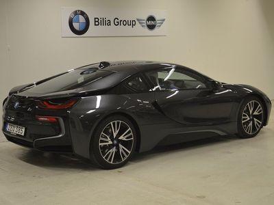 begagnad BMW i8 Coupé | Laserlight | Harman Kardon