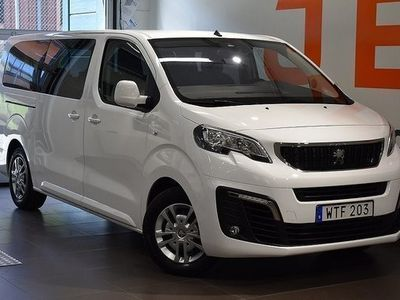 begagnad Peugeot Traveller Business 1,6 BlueHDi 115hk L3 9-Sits