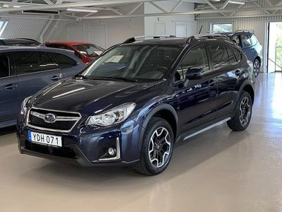 brugt Subaru XV 2.0 AUT