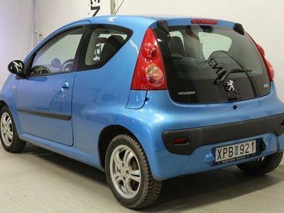 begagnad Peugeot 107 1,0 3-DÖRR AUX LÅGMIL LÅGDRIFT SE -06