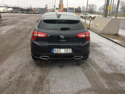 begagnad Citroën DS5 2.0 HDi (163hk) Style -13 -12