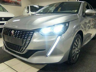 begagnad Peugeot 208 Active Pack PureTech Aut 2020, Halvkombi Pris 216 800 kr
