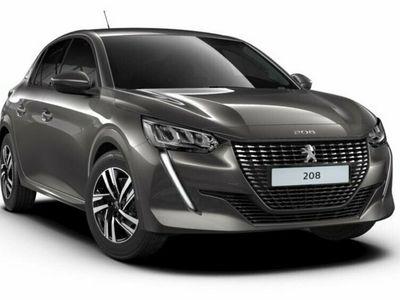 begagnad Peugeot 208 Edition 100hk Automat*I lager för omg. leverans*