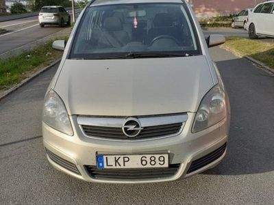 begagnad Opel Zafira 1,9 CDTI
