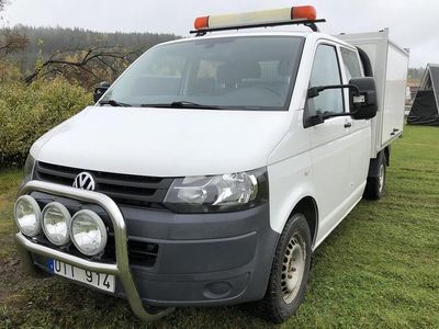 begagnad VW Transporter T5 2.0 TDI Pickup 4MOTION