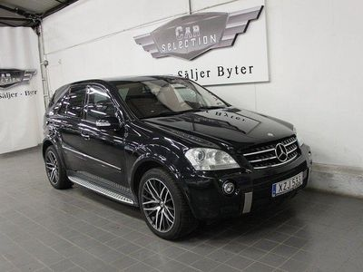 begagnad Mercedes ML63 AMG AMG 4MATIC AMG SpeedShift