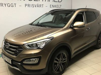 gebraucht Hyundai Santa Fe AUT AUT-6 AWD BUSINESS