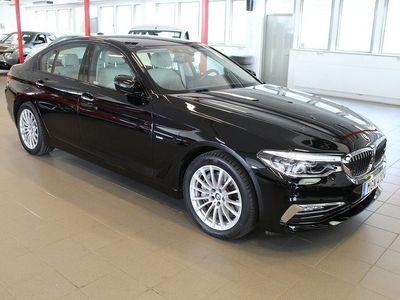 begagnad BMW 540 i xDrive Sedan 3,0 340hk Aut Luxury L -17