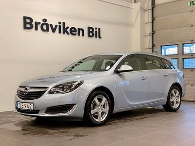 begagnad Opel Insignia Sports Tourer 1.6 CDTi EcoFlex | PVÄRMARE 2016, Personbil 159 900 kr