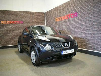 begagnad Nissan Juke 1.6 117hk Ny Besiktad