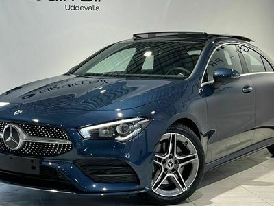 begagnad Mercedes CLA200 - BenzCOUPE / / AMG / / PANORAMA / / PRIVATLEASING