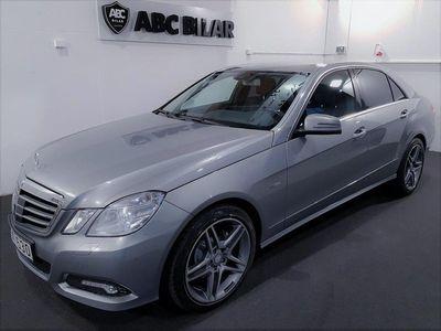 begagnad Mercedes E250 CDI BlueEFFICIENCY 5G-Tro