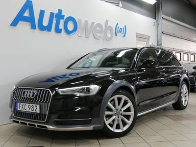 begagnad Audi A6 Allroad 3.0 TDI V6 218hk quattro clean diesel S Tronic Ambition