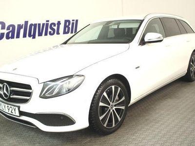 begagnad Mercedes E300 E BenzKOMBI PLUG IN HYBRID SE-Edition 2020, Kombi Pris 489 000 kr