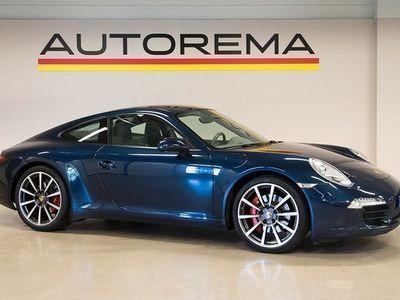 begagnad Porsche 911 Carrera 911 991 S Svensksåld 2013, Personbil 749 000 kr