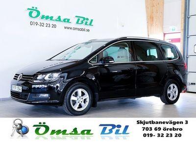 gebraucht VW Sharan 2.0 TDI DSG 4M Premium 7-sits EU6 184hk