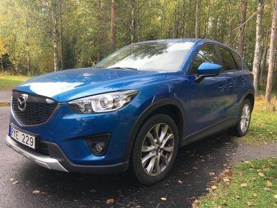 begagnad Mazda CX-5 2.2 AWD, Optimum EU6, M+K