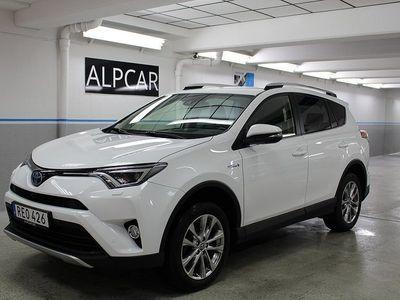 begagnad Toyota RAV4 2,5 HSD EXECUTIVE SKINN DRAG AWD