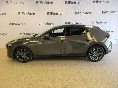 begagnad Mazda 3 HB AUT 2.0 Sky 150 hk + Tech pack