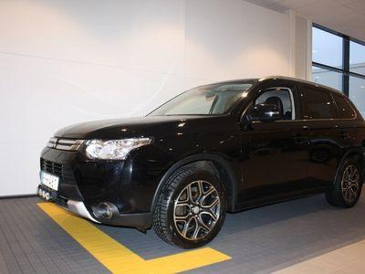 begagnad Mitsubishi Outlander 2.2D AT 4WD Business