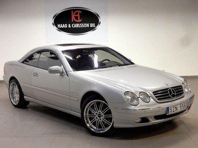begagnad Mercedes CL500 Aut