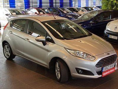 begagnad Ford Fiesta 1.0 100 Titanium 5-d
