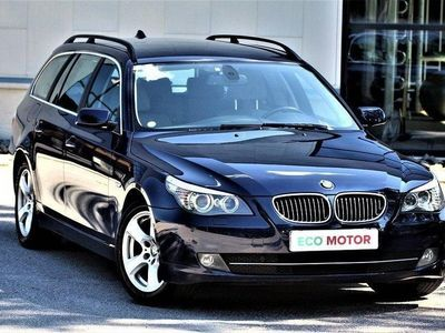 begagnad BMW 523 Kombi 190hk, NYSERVAD, DRAG