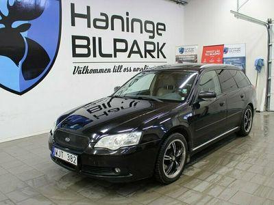 begagnad Subaru Legacy Wagon 3.0 4WD Automat 245hk / DRAG / KAMKEDJA /