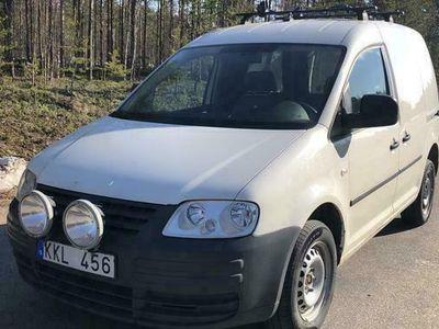 begagnad VW Caddy Skåpbil 1.9 TDI Skåp 4motion (105hk)