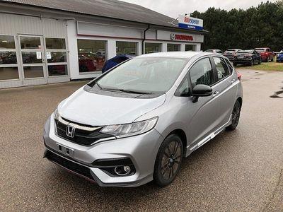 begagnad Honda Jazz 1,5 Dynamic AUT GPS 130hk
