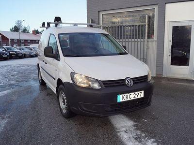 begagnad VW Caddy 1.6 TDI 102HK SKÅP