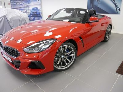 begagnad BMW Z4 M40I M Sport, Harman/Kardon, Rattuppvärming