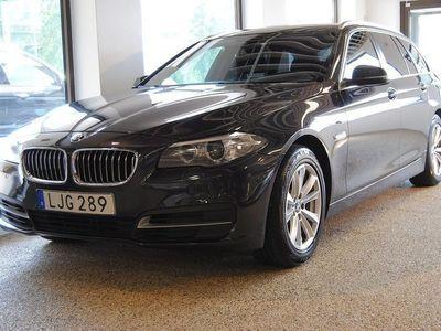 begagnad BMW 520 d xDrive Touring, Euro 6 184hk -14