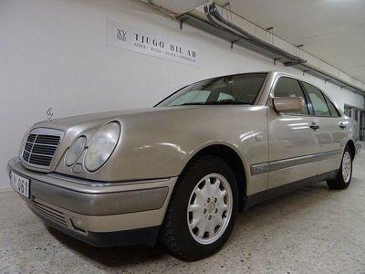 begagnad Mercedes E240 Automat 170hk