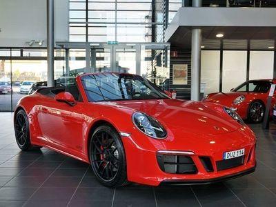 begagnad Porsche 991 GTS Cabriolet Leasebar