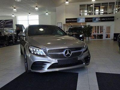 begagnad Mercedes 220 C-Klassd Kombi AMG