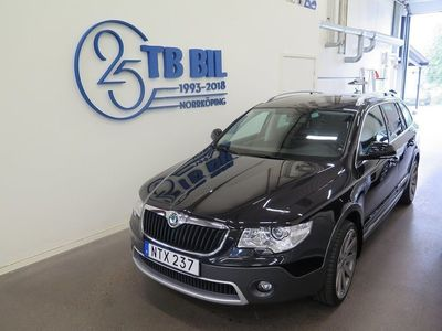 used Skoda Superb 2.0 TDi Kombi AWD Aut 140hk