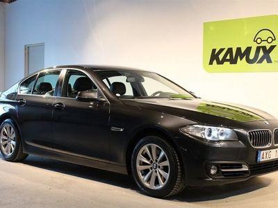 begagnad BMW 530 d xDrive Skinn Sportstolar Rattvärme (258hk)