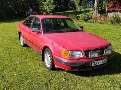 begagnad Audi 100 2,3 bes till 21.12.31