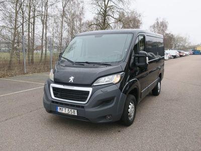 gebraucht Peugeot Boxer L1H1 130HK/Dieselvärmare
