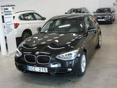 begagnad BMW 116 i Xenon-Ljus Handsfree PDC Farthållare