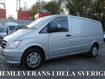 begagnad Mercedes Vito 116 CDI CD Lång AUT*