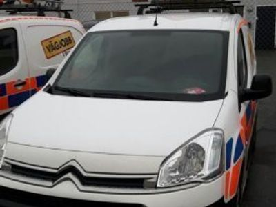 begagnad Citroën Berlingo Automat Dragkrok -14