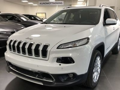 used Jeep Cherokee 2.2D 200HK LIMITED