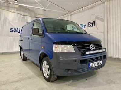 begagnad VW Transporter 1.9 TDI DPF/Comfort/Drag/Motorvärmare